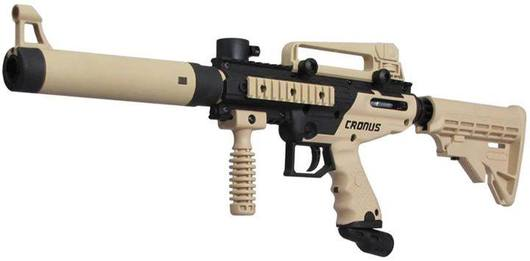 Semi-automat-TPN Cronus Tactical Black/Tan