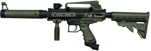 Semi-automat-Cronus Tactical Black/Olive