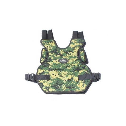 Chrániče-Chest Guard (Digital Camo)
