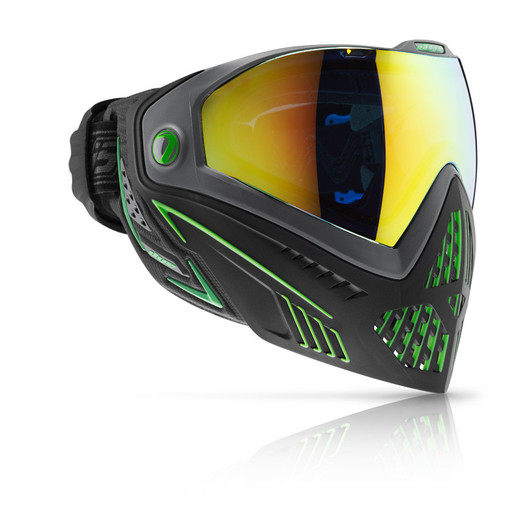 Masky-I5 EMERALD (BLACK LIME)