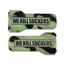Ostatní-Bunker Kings Evalast Barrel Condom WKS Camo