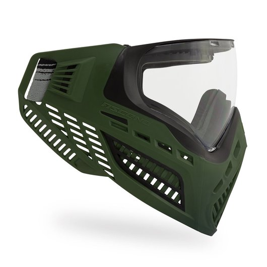 Masky- VIO Ascend AF Goggle Single - Olive
