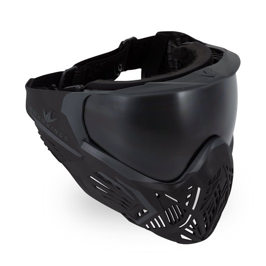 Masky thermal-CMD GOGGLE - BLACK SAMURAI