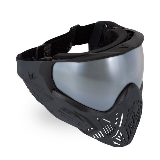 Masky thermal-CMD GOGGLE - BLACK CARBON