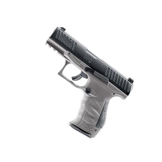 Umarex T4E-Walther PPQ M2 T4E RAM Pistol - šedá
