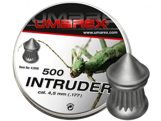 DIABOLO / BROKY BB-Diabolo Intruder 500ks cal.4,5mm