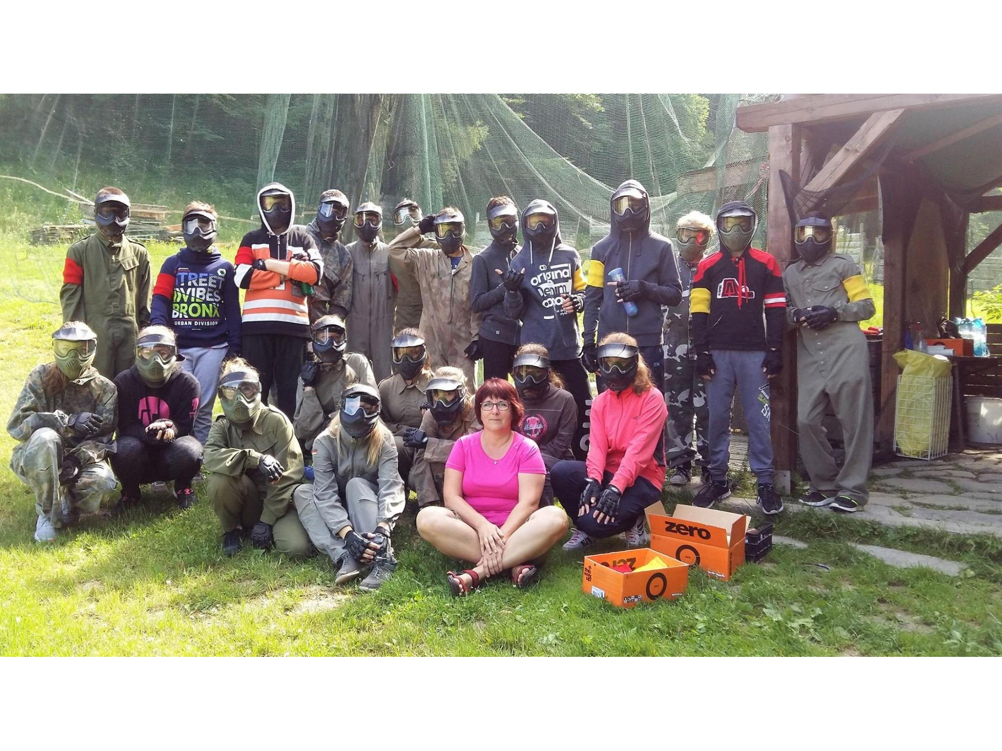 RPR PAINTBALL GAME