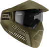 Masky-Base Field Goggle - Single Lens Mask - FDE