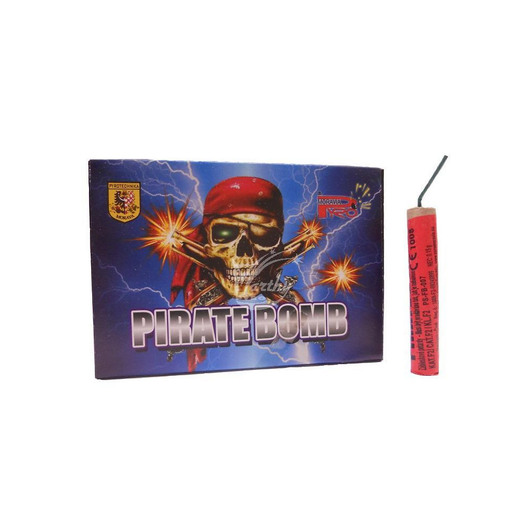 Pyrotechnika-Petarda Pirate Bomb